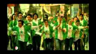 WORLD CUP SONG 2011 JAZZ JAZBA FOR PAKISTAN CRICKET TEAM