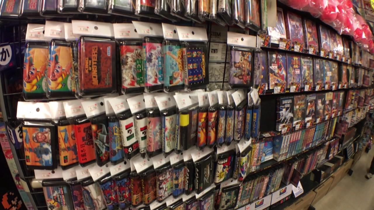 スーパーポテト Super Potato Tour Akihabara Tokyo Retro Gaming Nintendo Sega Sony And Arcade