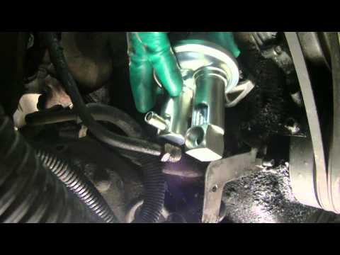 How to Install a 60278 Mechanical Fuel Pump on a 1986 Ford F250
