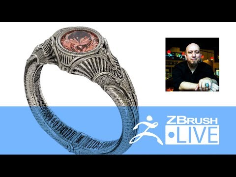 T.S. Wittelsbach - Sculpting, 3D Printing & ZBrush - Episode 13