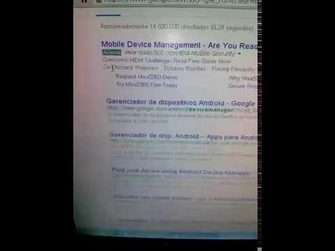 Android pode ser rastreado pelo Google/endereço do Gmail, e iPhone, pelo iCloud