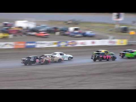Dacotah Speedway IMCA Sport Compact Races (6/16/17)