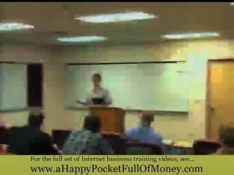 12 Month Internet Marketing Millionaire - Russell Brunson pt 1