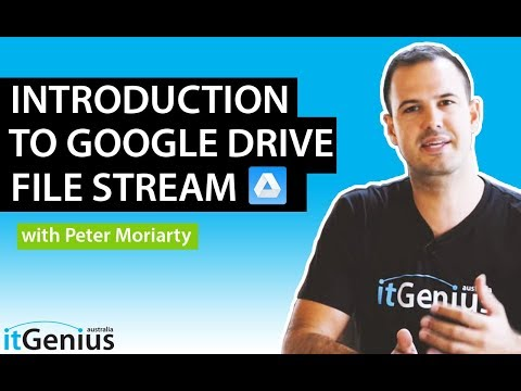 Introduction To Google Drive File Stream | Drive Filestream Vs. Google Backup & Sync