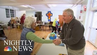 Inspiring America: Neighbors Help Each Other At 'Repair Cafe' | NBC Nightly News