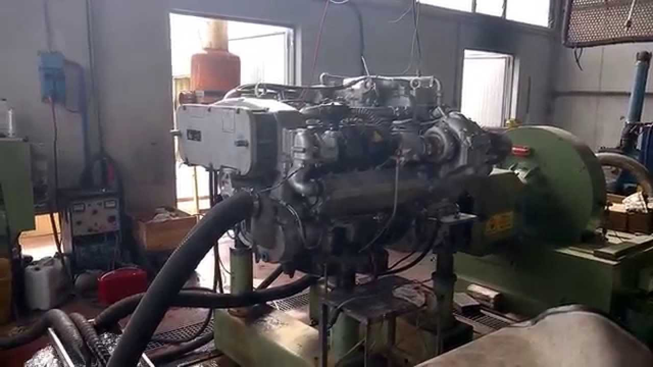 Mtu mercedes benz v8 marine diesel engine test youtube for Mercedes benz marine engines