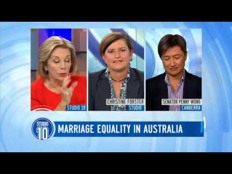 Marriage Equality In Australia: Discussion