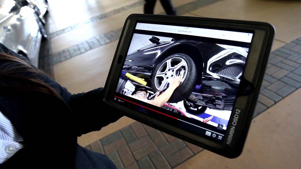 Digital Service Drive | Mercedes-Benz Ontario - YouTube