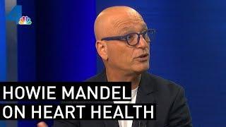 AGT Judge Howie Mandel Talks Heart Health