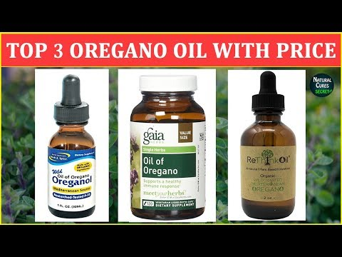 Top 3 Oregano Oil In USA with Price | Best Oregano Essential