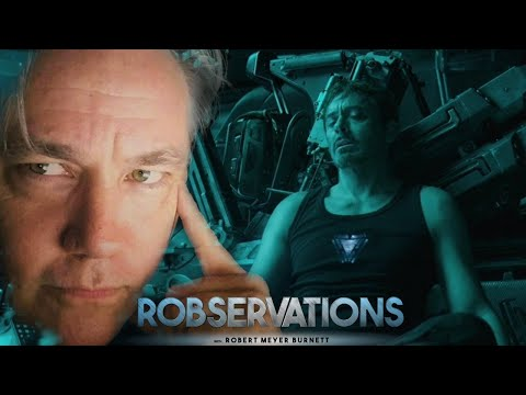 ENDGAME LEAK, TOXIC FANDOM AND MAINTAINING A POSITIVE OUTLOOK. - ROBSERVATIONS Live Chat #95