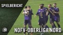 Tennis Borussia Berlin – Ludwigsfelder FC (8. Spieltag, NOFV-Oberliga Nord)