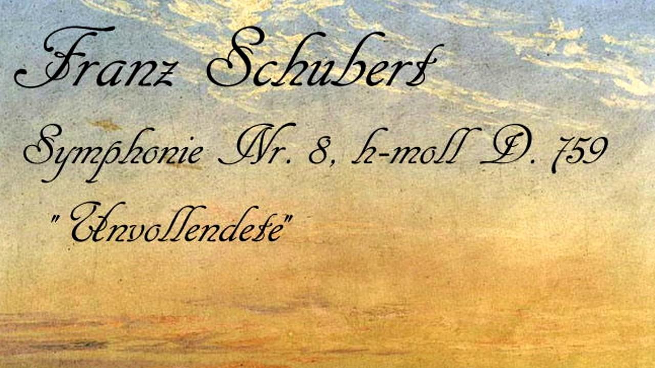 Schubert Unvollendete