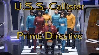 Black Mirror's Star Trek Episode - U.S.S. Callister Spoliers Review - Prime Directive