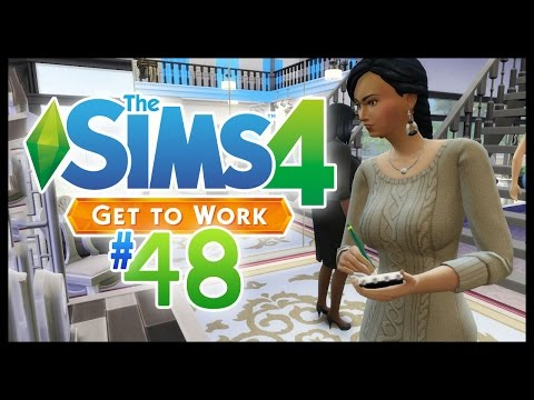 RETAIL! - The Sims 4 Get To Work - EP48