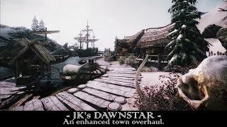 TES V - Skyrim Mods: JK's Dawnstar