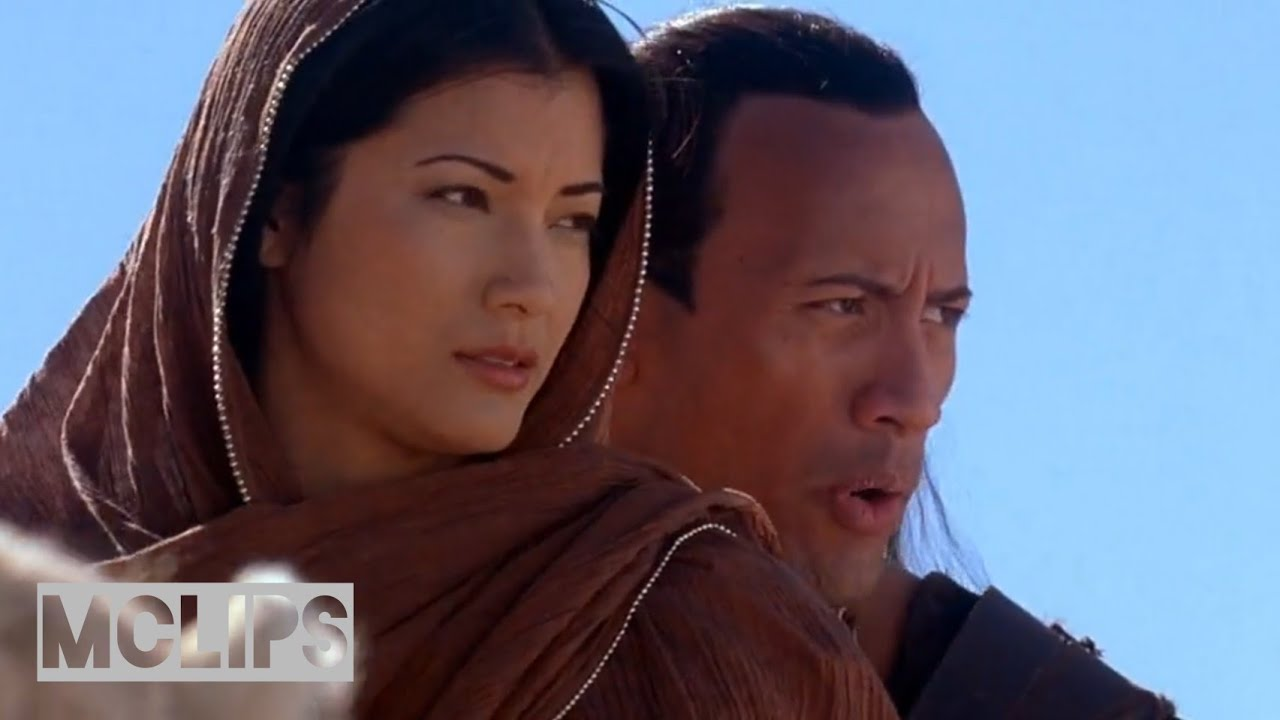 The Scorpion King 2002 Dual Audio Hindi Hollywood Movie Action Clips