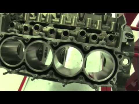 Ganassi Engine Room Tour