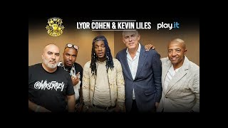 DRINK CHAMPS: Episode 41 w/ Lyor Cohen & Kevin Liles | Talk Def Jam, Business Ventures + more