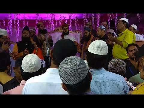 Dua : Huzoor Syed Subhani Miya Ashrafi Al Jilani At Fatehwadi Ahmedabad 2018