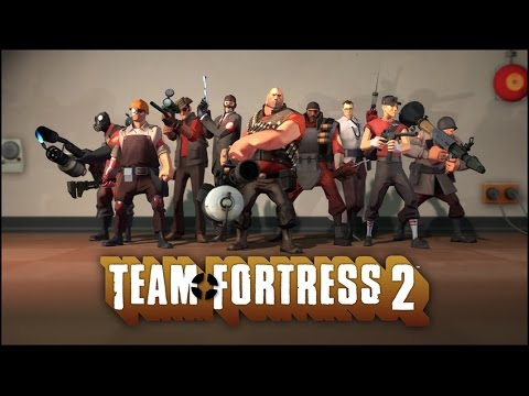 Team Fortress 2 with Asteroid Tryhards | Session 1 (10/12/15)