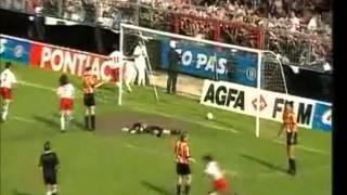 Royal Antwerp FC - KV Mechelen (1991-1992)
