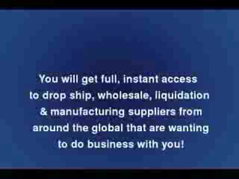 Best Dropship Source Directory Find Closeout Liquidation Companies