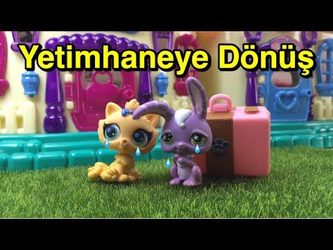 azra ve zümranın maceraları 4.bölüm   minişler cupcake tv  littlest pet shop lps minişler türkçe