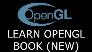 Learn Modern OpenGL Book (New Release)
