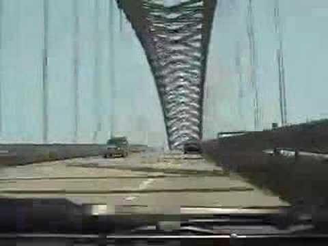 Bayonne Bridge Crossing