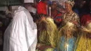 vodou initiation/ group toujoula kanzo