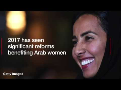 Women's rights in the Arab world in 2017