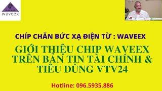 Giới thiệu chip Waveex trên Bản tin Tài chính & Tiêu dùng VTV