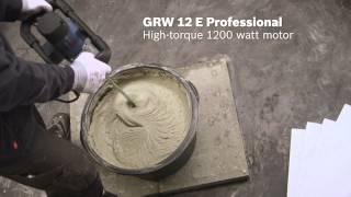 Bosch GRW 18-2 E Professional Stirrer