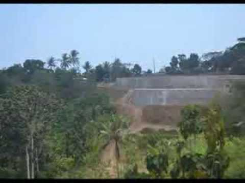Land for sale in Bali, exotic view in TABANAN BARAT Bali