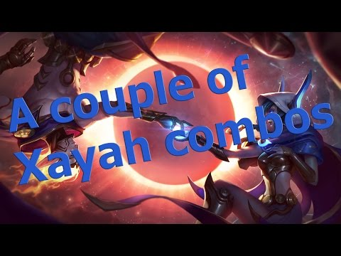 Xayah Build Guide : [9 17] PH45's detailed guide to Xayah