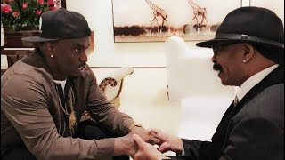 Diddy Needs A Shot After Hearing Drake's Dad Sing a-cappella
