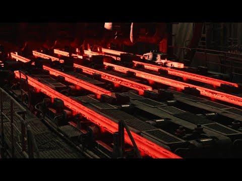 Новости Металлоинвеста. На ОЭМК завершается реконструкция машины непрерывного литья заготовок