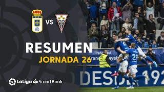 Resumen de Real Oviedo vs Albacete BP (3-1)