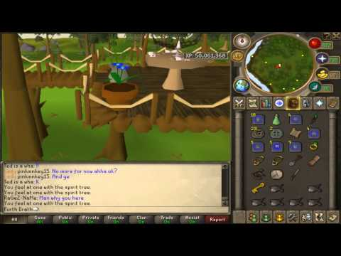 Runescape - C ON GAME HOC