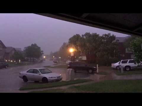 Severe Thunderstorm Hurricane Force Wind and Hail