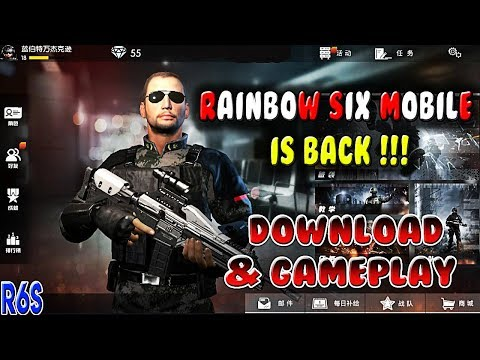 How To Download Medal Of King  Android  ( Rainbow Six  Siege Mobile )