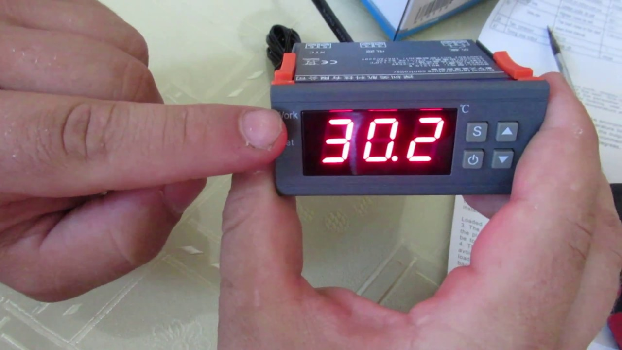 small resolution of temperature controller mh1210w manual with settings