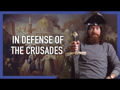 In Defense of the Crusades