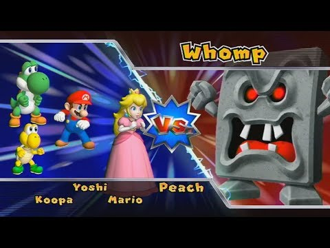 Mario Party 9 - Magma Mine (Party Mode)