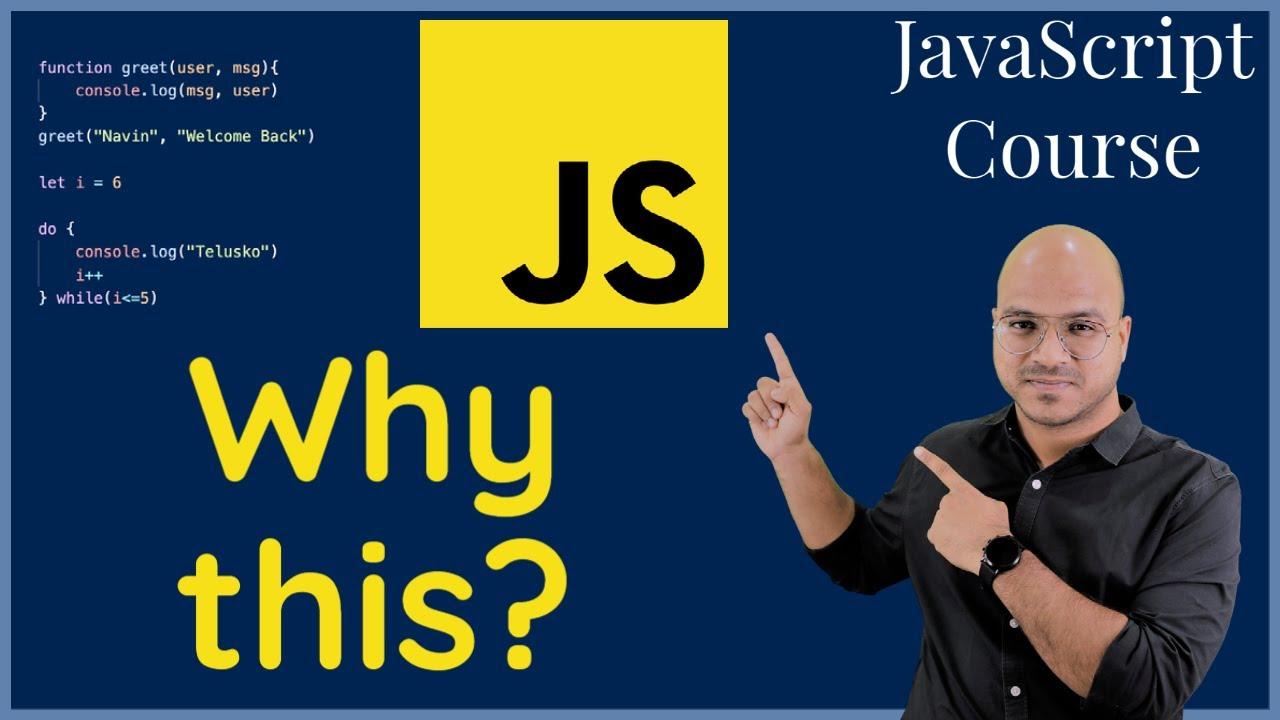 Learn This Keyword in Javascript