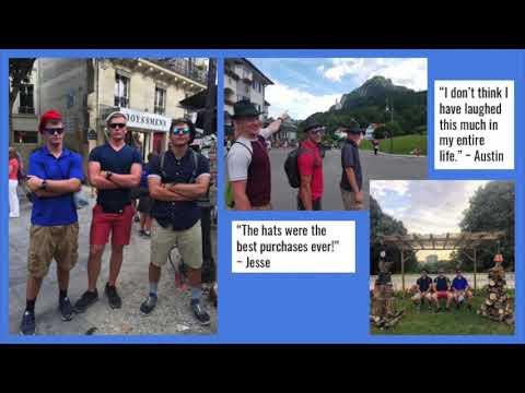 Knight International Travel Explorers 2018 - Paris, Switzerland, & Munich