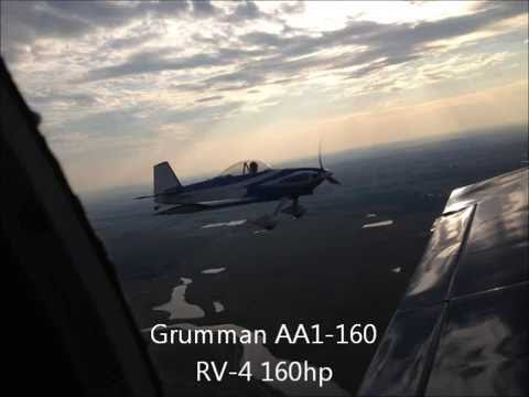 RV 4 and Grumman AA1