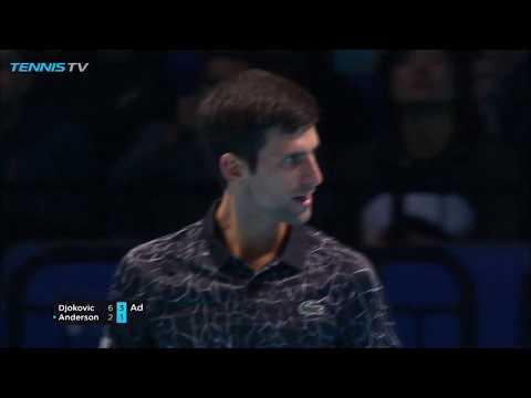 Best Shots & Rallies: Nitto ATP Finals 2018 Semi-Finals thumbnail