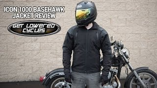 Icon 1000 Basehawk Jacket Review - GetLowered.com
